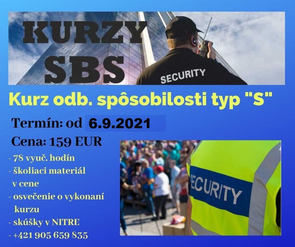 sbs kurzy Nitra